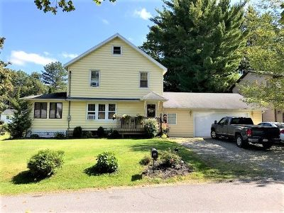Jamestown NY Single Family Home For Sale: $114,900