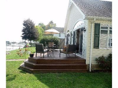 Chautauqua County Lake/Water For Sale: 3180 Chautauqua Avenue
