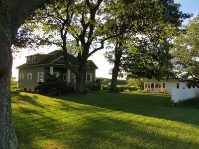 Fredonia Single Family Home For Sale: 3306 Straight Road