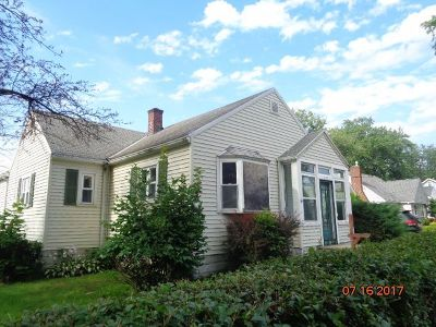 Dunkirk Single Family Home For Sale: 152 W. 6th St.