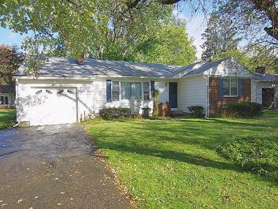 Jamestown Single Family Home For Sale: 35 Woodlawn Ave