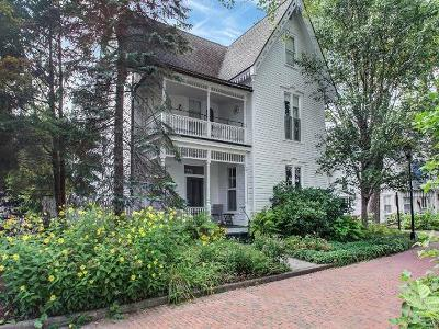 Chautauqua Institution Single Family Home For Sale: 38 Clark Avenue