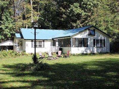 Cassadaga Single Family Home For Sale: 222 Dale Drive