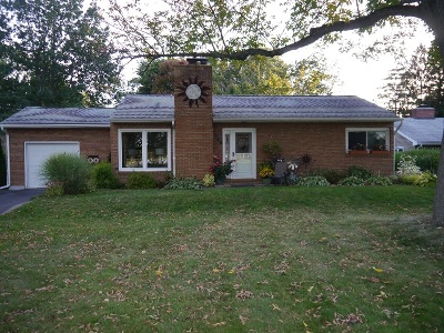 Fredonia Single Family Home For Sale: 352 Temple Street