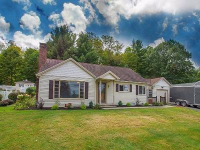 Jamestown Single Family Home For Sale: 535 Hunt Rd