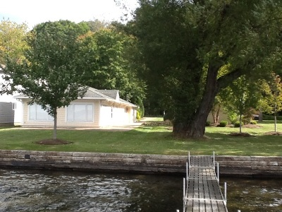 Chautauqua County Lake/Water For Sale: 4557 Warners Bay