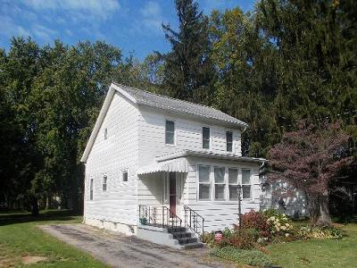 Dunkirk Single Family Home For Sale: 55 Point Drive N.