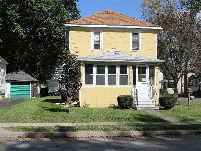 Salamanca Single Family Home For Sale: 517 E. State St
