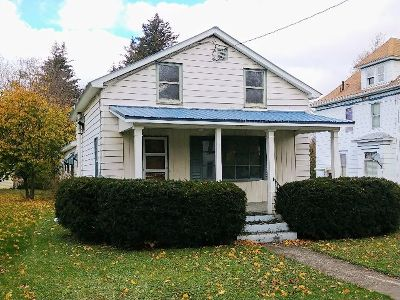 Forestville Single Family Home For Sale: 12 Pearl St