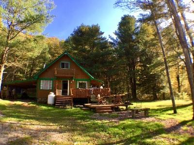 Kennedy Single Family Home For Sale: 2042 Little Bone Run Road