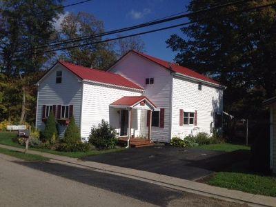 Forestville Single Family Home For Sale: 1 Walnut Street
