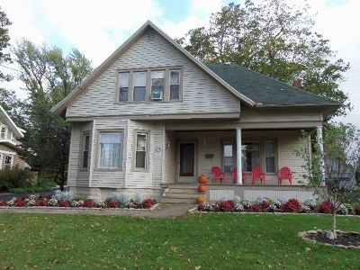 Single Family Home For Sale: 293 East Main St.