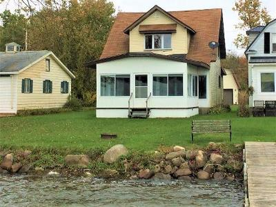 Chautauqua County Lake/Water For Sale: 3725 Pleasant Avenue