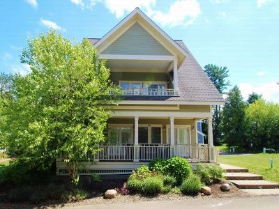 Chautauqua Institution Single Family Home For Sale: 61 Crescent