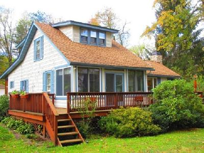 Mayville Lake/Water For Sale: 6542 North Avenue