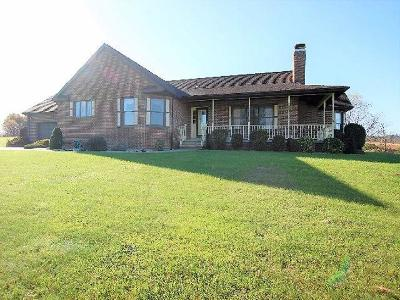 Jamestown Single Family Home For Sale: 2351 Bacon Rd
