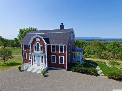 Claverack Single Family Home For Sale: 38 Miller Farm Road