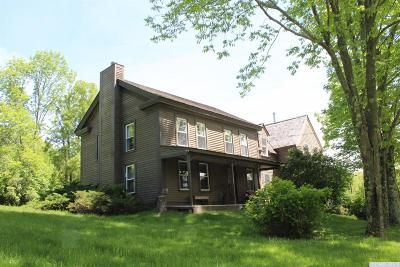 Windham Single Family Home For Sale: 439 Old Road