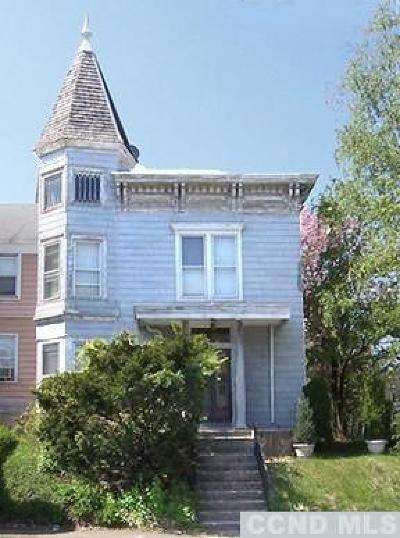 Hudson Single Family Home For Sale: 555 State Street
