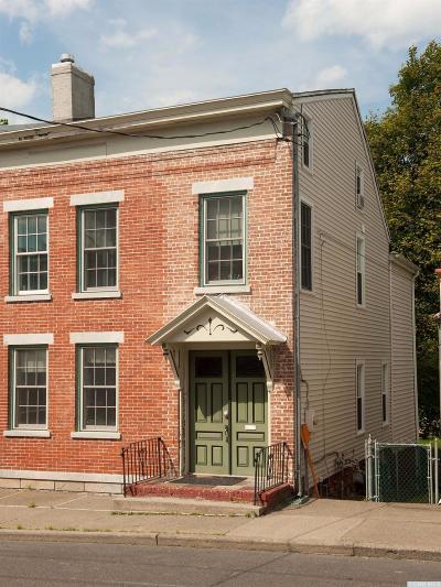 Hudson Single Family Home For Sale: 112 Union Street