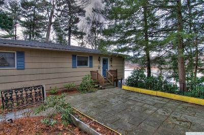 Copake Single Family Home For Sale: 41 Island Drive