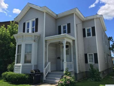 Hudson Single Family Home For Sale: 543 Washington Street