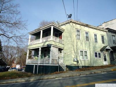 Claverack Multi Family Home For Sale: 52 Main Street