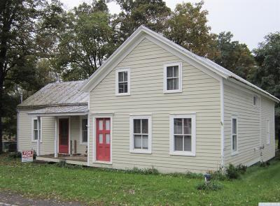 Durham Single Family Home For Sale: 2909 Route 20