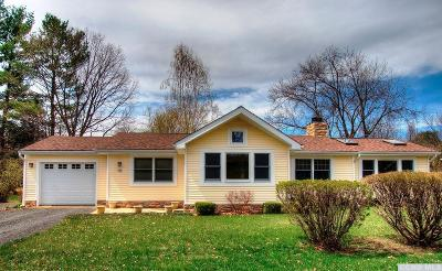 Copake Single Family Home For Sale: 115 Lincoln Road