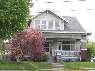 Hudson Single Family Home For Sale: 12 Fairview Avenue