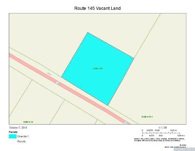 Durham Residential Lots & Land For Sale: Route 145