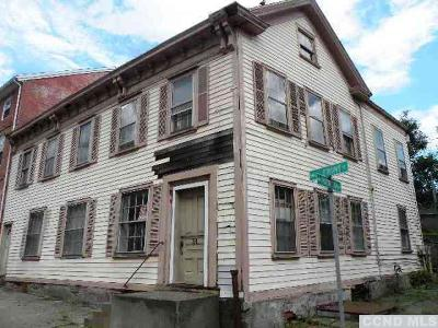Hudson Multi Family Home For Sale: 34 S Front Street