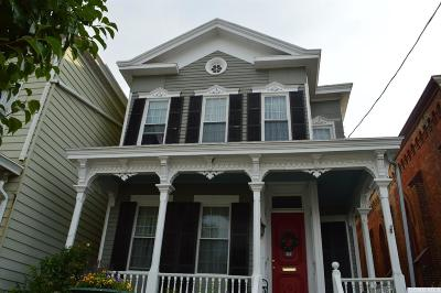 Hudson Single Family Home For Sale: 424 State Street
