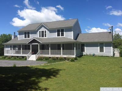 Claverack Single Family Home For Sale: 171 Palmer Road