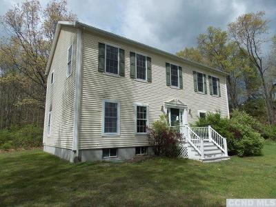 Chatham NY Single Family Home For Sale: $188,900