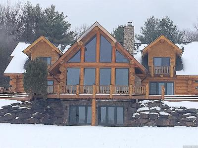 Windham NY Single Family Home For Sale: $1,999,999