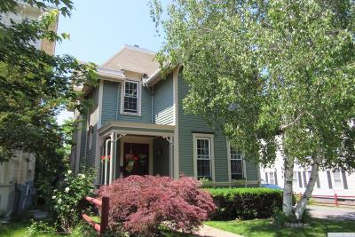 Hudson Single Family Home For Sale: 113 N 5th Street