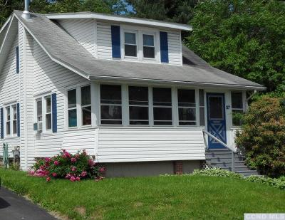 Albany County Single Family Home For Sale: 57 S Main Street