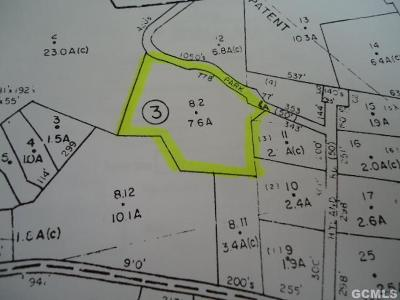 Durham Residential Lots & Land For Sale: Park Lane