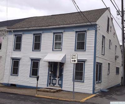 Hudson Multi Family Home For Sale: 15 S 6th Street