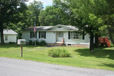 Ashland NY Single Family Home For Sale: $149,000