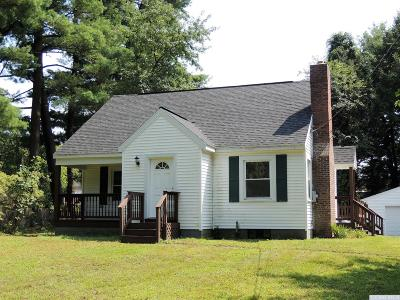 Albany County Single Family Home For Sale: 486 Feura Bush Road