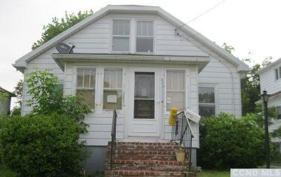Hudson NY Single Family Home For Sale: $124,500