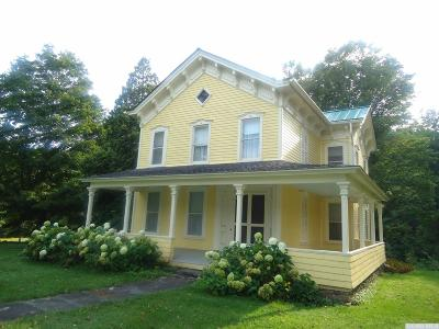 Albany County Single Family Home For Sale: Route 145