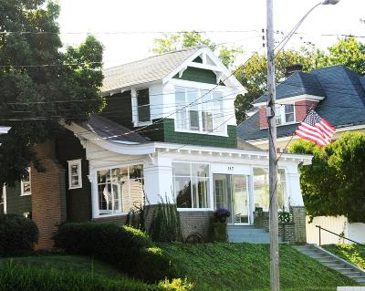 Hudson Single Family Home For Sale: 157 Green Street