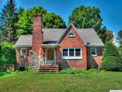 Copake Single Family Home For Sale: 4003 County Route 7