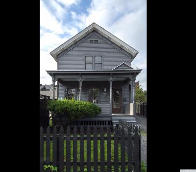 Hudson Single Family Home For Sale: 65 Green Street
