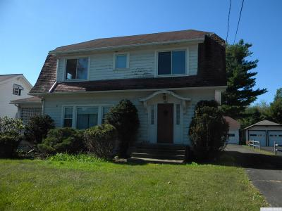 Claverack Single Family Home For Sale: 448 Route 23b