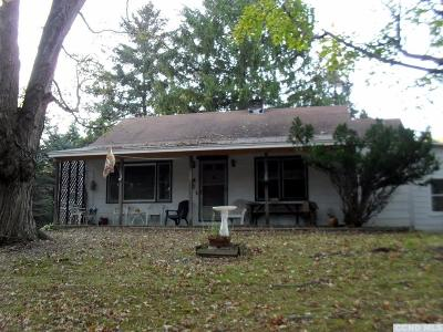 Claverack Single Family Home For Sale: 2360 County Route 11