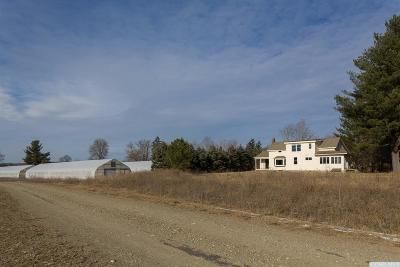 Columbia County Single Family Home For Sale: 1216 Route 9j